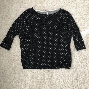 LOFT 3/4 sleeve shirt